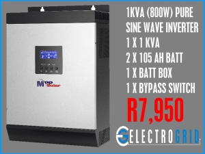 1KVA (800W) PACKAGE